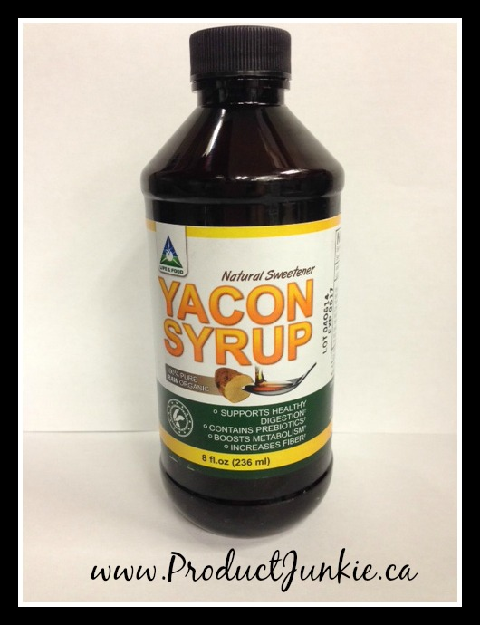 Sweeten your Life Naturally with Life & Food Yacon Syrup Review