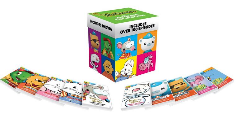 Easter fun with @KaboomKids Ultimate Collection Cube #Giveaway