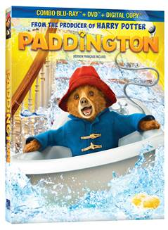 Celebrating the DVD/BluRay Release of PADDINGTON!! {#Giveaway}