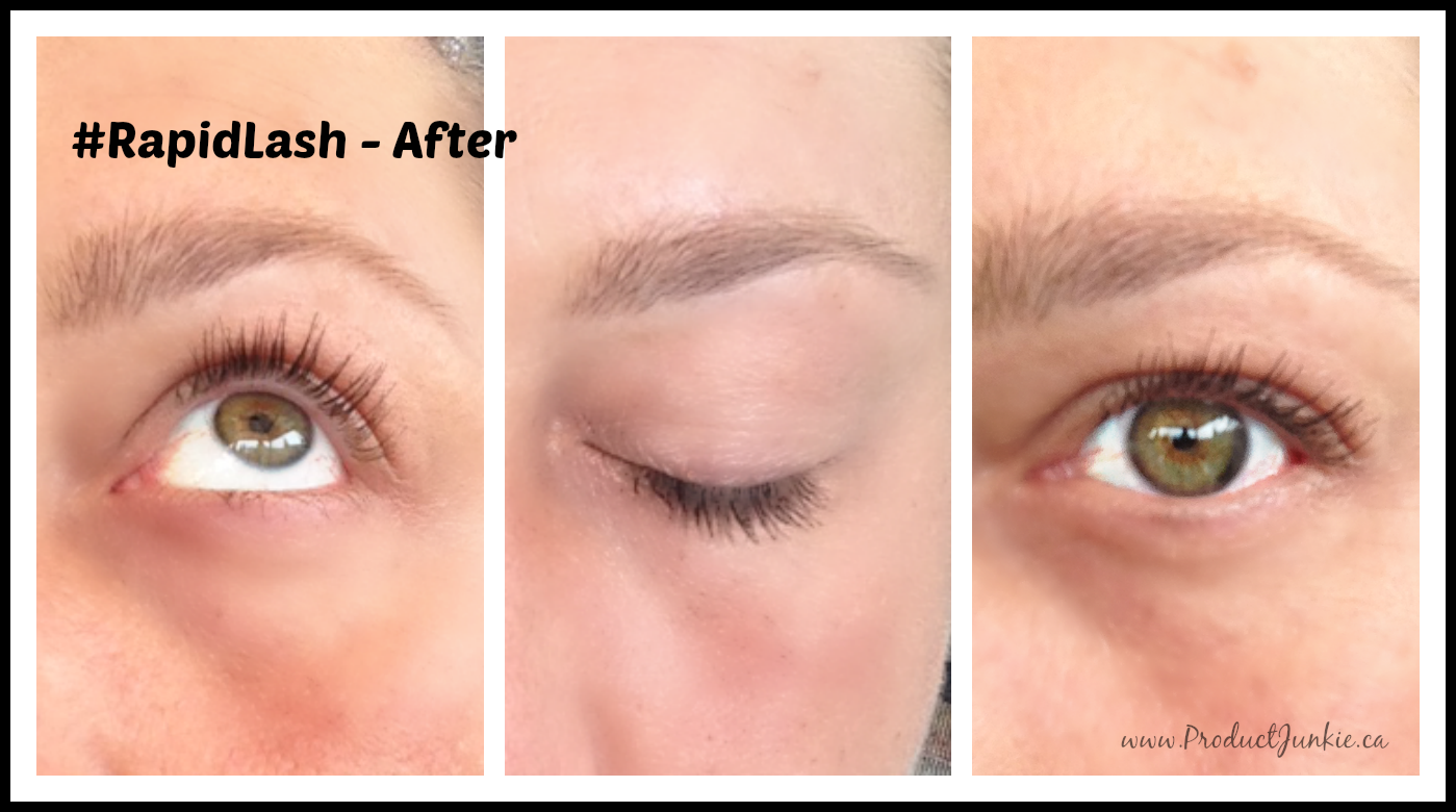 Rapid Lash Results