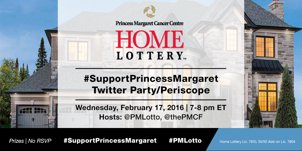 Princess Margaret Lotto Twitter Party
